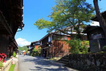 Tsumago-juku(Nagano)
