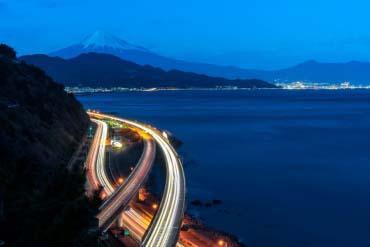 Satta Pass(Shizuoka)