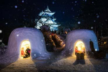 横手雪屋(秋田)