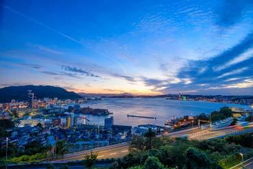 Kanmon Strait(Fukuoka & Hakata)