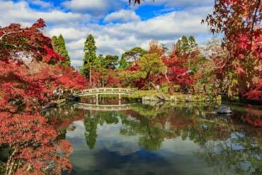 September Di Jepang Peringkat Pemandangan Yang Indah Di Musim Gugur
