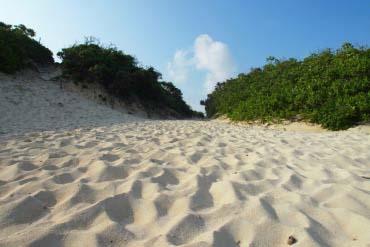 砂山海滩(冲绳)
