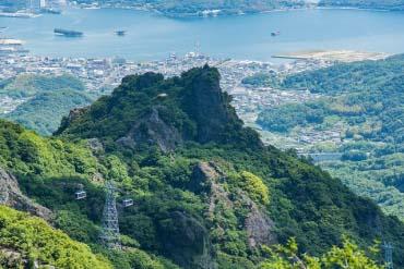 Kankakei Gorge(Kagawa)