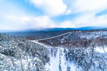 Mikuni touge(Other Areas of Hokkaido)