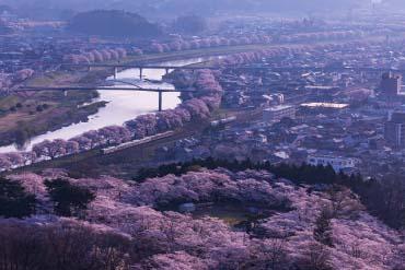Công viên thành Funaoka(Miyagi)