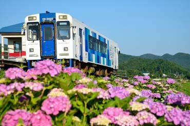 Yuri Kogen Railway(Akita)