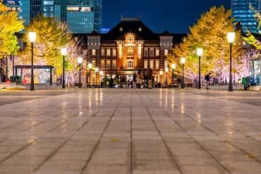 Tokyo Station(Tokyo)