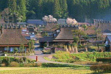 Núi Miyama(Kyoto)