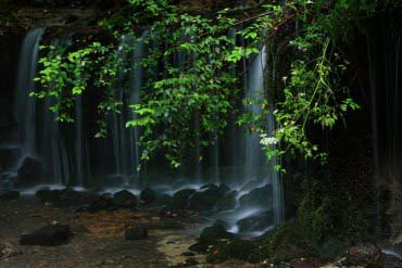 Shiraito Falls(Karuizawa)