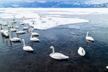 Hồ Kussharo