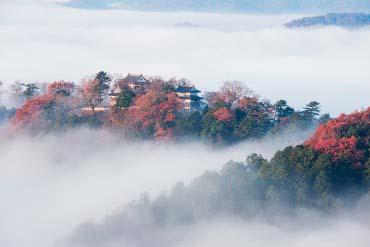 备中松山城(冈山)