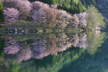 Danau Nakatsuna(Nagano)