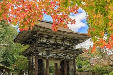 Đền Mii(Shiga/Biwako)