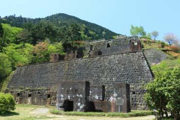 Besshi copper mine(Ehime)