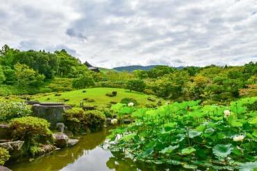 Isuien Garden(Nara)