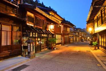 奈良井宿(長野)