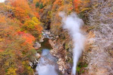 Kawamatagawa Ravine