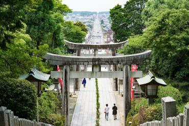 宮地嶽神社(福岡・博多)