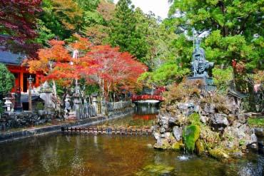 Ominesan Ryusenji Temple(Nara)