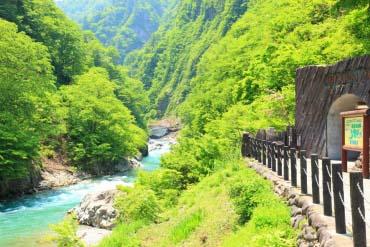 清津峡(新泻)