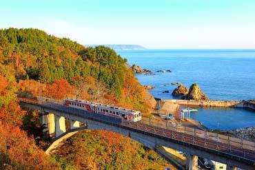 三陸鐵道(岩手)