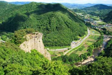 Basenkyo Gorge