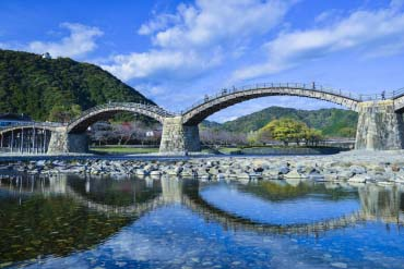 Cầu Kintai(Yamaguchi)