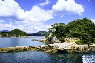 Kujukushima Island(Nagasaki)