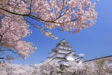 Wakamatsu Castle Tower (Tsuruga Castle)
