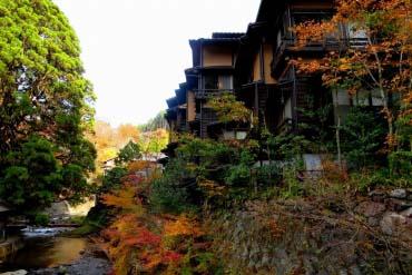 黑川温泉(熊本 )