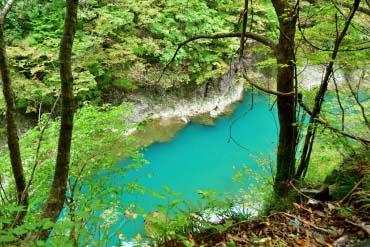 Dakigaeri Valley(Akita)