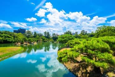 Vườn Ritsurin