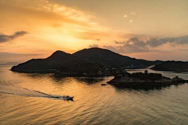 Sensui Island(Hiroshima & Miyajima)
