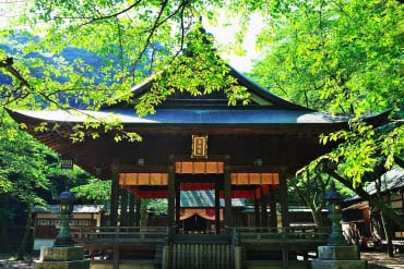 Kanegasaki Shrine