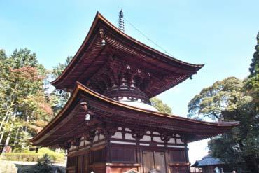 石山寺(滋賀・琵琶湖)