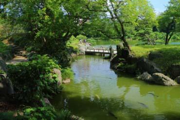 Khu vườn Kiyosumi