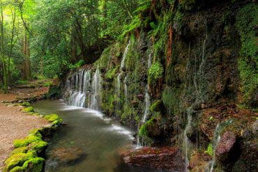 Chisuji Falls