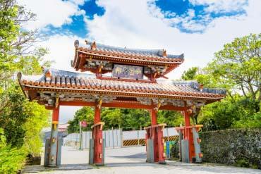 Shuri Castle(Okinawa)