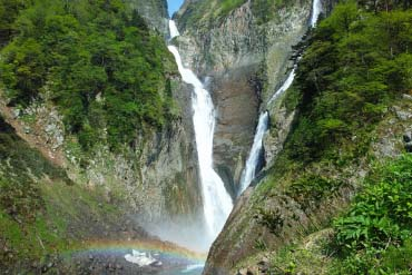 Hannoki Falls(Toyama)
