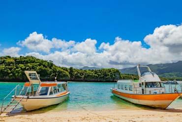 Kabira bay(Okinawa)