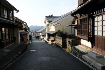 Huyện Ishidomi của Uchiko-machi