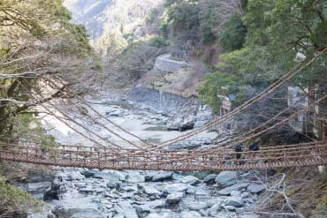 Kazura bridge(Okusotani)(Tokushima)