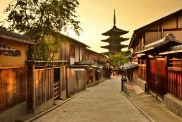 Chùa Hokanji (Tháp Yasaka)(Kyoto)