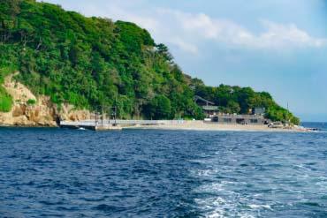Sarushima Island / Pulau Sarushima