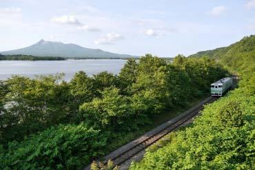 驹岳大沼(大沼国定公园)