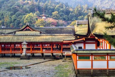 嚴島神社(廣島・宮島)