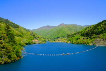 Shimako Lake(Gunma)