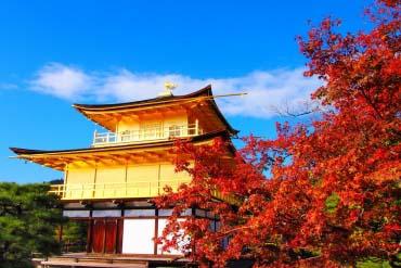 鹿苑寺 金閣寺(京都)