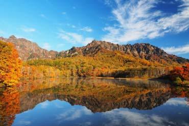 Cao Nguyên Togakushi và Hồ Kagami