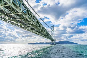 明石海峡大橋(兵庫・神戸)